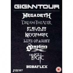 Various Artists - Gigantour - DOUBLE DVD
