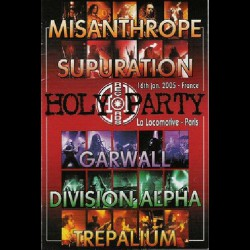 Various Artists - Holy Party - 2DVD DIGIPAK