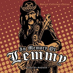 Various Artists - In Memory Of Lemmy - Tribute To Motörhead - LP