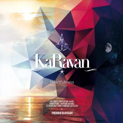 Various Artists - Karavan - Heartfullness - 3CD DIGIPAK