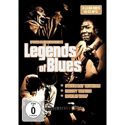 Various Artists - Legends of Blues - DVD