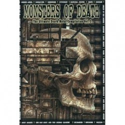 Various Artists - Monsters of Metal vol. 2 - DOUBLE DVD