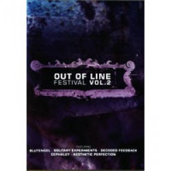 Various Artists - Out Of Line Festival vol. 2 - DVD