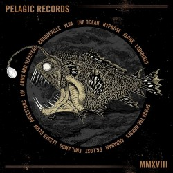 Various Artists - Pelagic Records - MMXVIII - CD