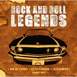 Various Artists - Rock And Roll Legends - LP