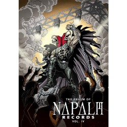 Various Artists - The Realm Of Napalm Records Vol. IV - DVD + CD