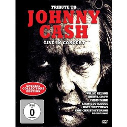 Various Artists - Tribute To Johnny Cash - DVD