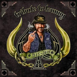 Various Artists - Tribute To Lemmy - LP COLOURED