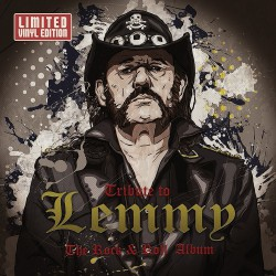 Various Artists - Tribute To Lemmy - The Rock & Roll Album - CD