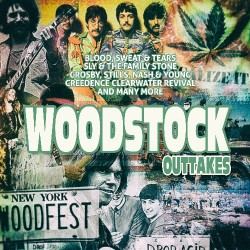 Various Artists - Woodstock Outtakes - CD