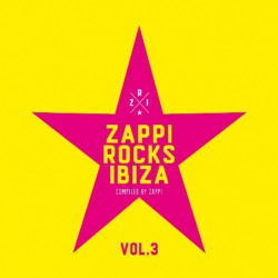 Various Artists - Zappi Rocks Ibiza Vol. 3 - 2CD DIGIPAK