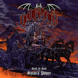 Vaultwraith - Death Is Proof Of Satan's Power - CD