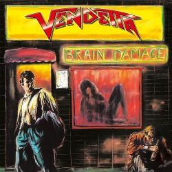 Vendetta - Brain Damage - CD
