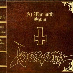 Venom - At War With Satan - CD DIGIPAK