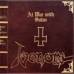 Venom - At War With Satan - DOUBLE LP Gatefold