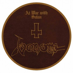 Venom - At War With Satan - LP PICTURE