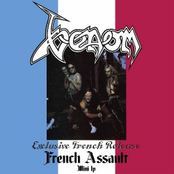 Venom - French Assault - LP COLOURED