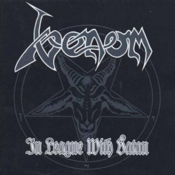 Venom - In League With Satan - DOUBLE CD