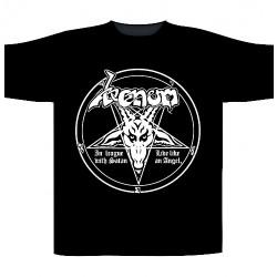 Venom - In League With Satan - T-shirt (Men)
