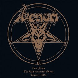 Venom - Live From Hammersmith Odeon - LP COLOURED