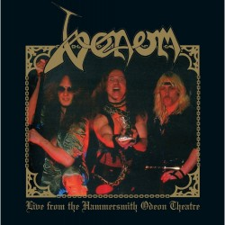 Venom - Live From The Hammersmith Odeon Theatre - LP