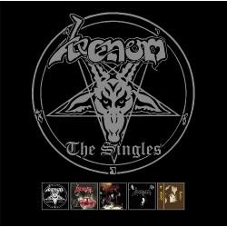"Venom - The Singles - 7"" EP BOX"