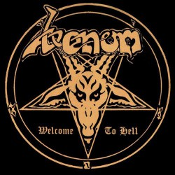 Venom - Welcome To Hell - CD DIGIPAK