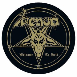 Venom - Welcome To Hell - LP PICTURE