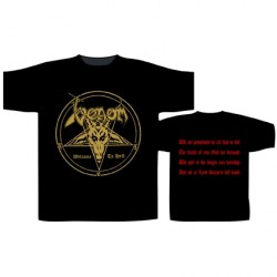 Venom - Welcome to Hell - T-shirt (Men)
