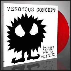 Venomous Concept - Kick Me Silly - VC III - LP Gatefold Coloured