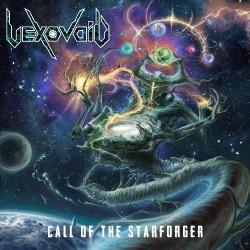Vexovoid - Call Of The Starforger - CD