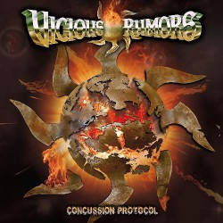 Vicious Rumors - Concussion Protocol - DOUBLE LP GATEFOLD COLOURED + CD