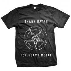 Victory - Thank Satan - T-shirt (Men)