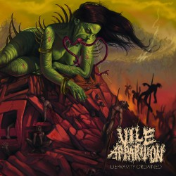 Vile Apparition - Depravity Ordained - CD