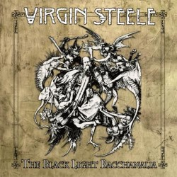Virgin Steele - The Black Light Bacchanalia - CD