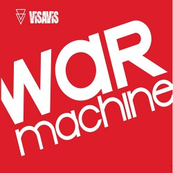 Visavis - War Machine - CD DIGIPAK