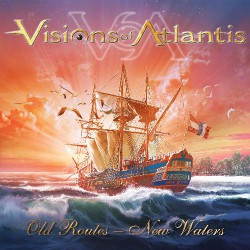 Visions Of Atlantis - Old Routes – New Waters - CD EP DIGIPAK