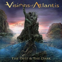 Visions Of Atlantis - The Deep & The Dark - LP Gatefold