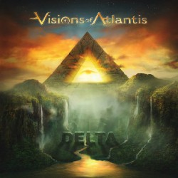 Visions Of Atlantis - Delta - CD