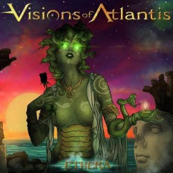Visions Of Atlantis - Ethera LTD Edition - CD DIGIPAK