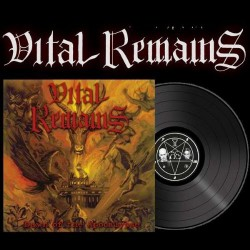 Vital Remains - Dawn Of The Apocalypse - LP