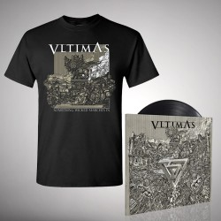 Vltimas - Bundle 3 - LP gatefold + T-shirt bundle (Men)