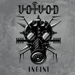 Voivod - Infini - CD DIGIPAK