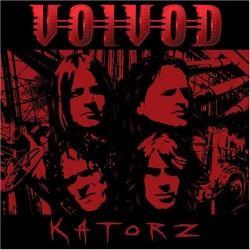 Voivod - Katorz - CD DIGIPACK