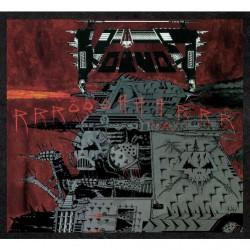 Voivod - Rrröööaaarrr - 2CD + DVD digipak