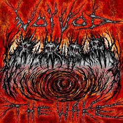Voivod - The Wake - DOUBLE LP Gatefold