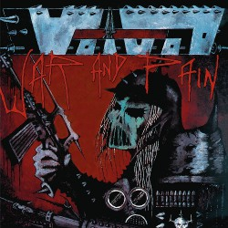 Voivod - War And Pain - CD DIGIPAK