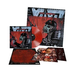 Voivod - War And Pain - LP COLOURED