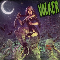 Volker - Taste Of The Dead - CD