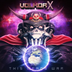 Volker X - This Means War - LP